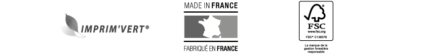 IMPRIM'VERT - MADE IN FRANCE - FSC