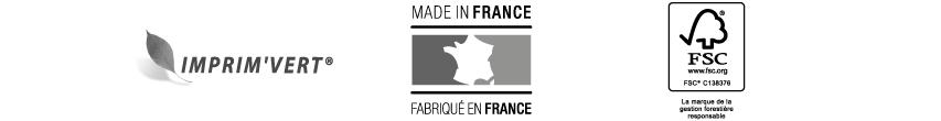 IMPRIM'VERT - MADE IN FRANCE - FSC